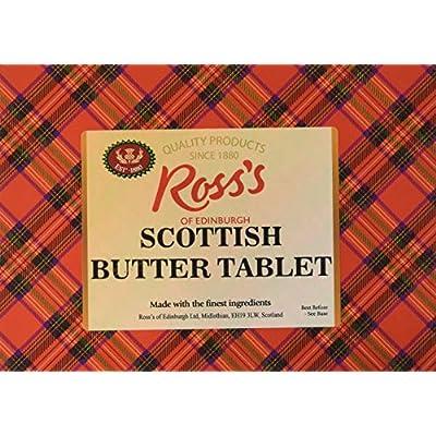 ross's of edinburgh scottish butter tablet gift box 190 g Ross's of Edinburgh Scottish Butter Tablet Gift Box 190 g 51j1VPQ7b4L