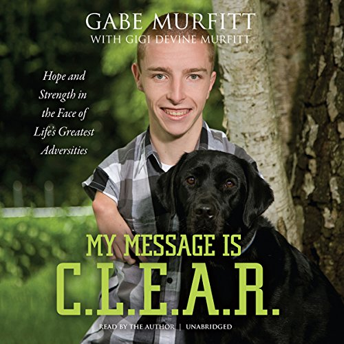 My Message is C.L.E.A.R. copertina