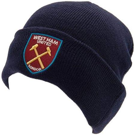 West Ham United FC Jugendliche Classic Wappen Beanie