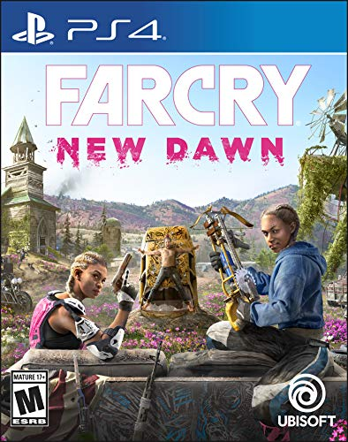 Far Cry New Dawn – Standard Edition – PlayStation 4
