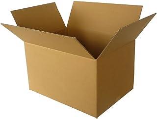 ボックスバンク ダンボール 引っ越し 段ボール箱 140サイズ 10枚セット【53×38×高さ33cm】 FD04-0010-a