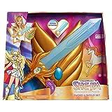 She-Ra and The Princess of Power Sword & Shield Set Gold