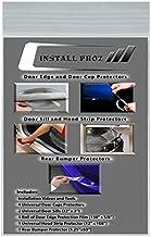 Install Proz Self-Healing Clear Paint Protection Bundle-12 x108 Hood Strip, Door Edge, Door Cup, Door Sill, and R-Bumper Protectors