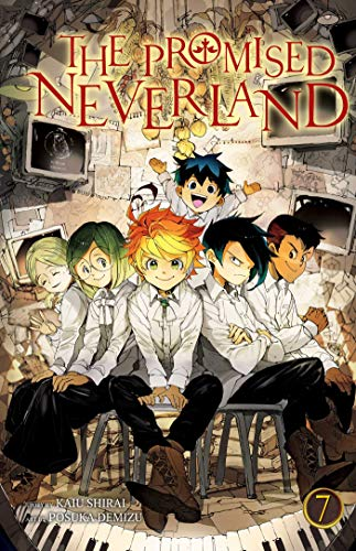 The Promised Neverland, Vol. 7, 7: Decision