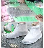 Zoom IMG-1 copriscarpe impermeabili stivali da pioggia