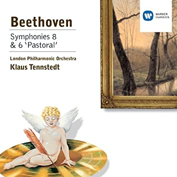 Beethoven: Symphonies 8 & 6 'Pastoral'