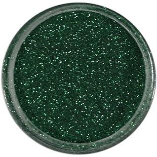 Cosmic Shimmer Polished Silk Glitter, Hunter Green