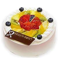 CAKE EXPRESS フルーツ生クリームバースデーケーキ 4号