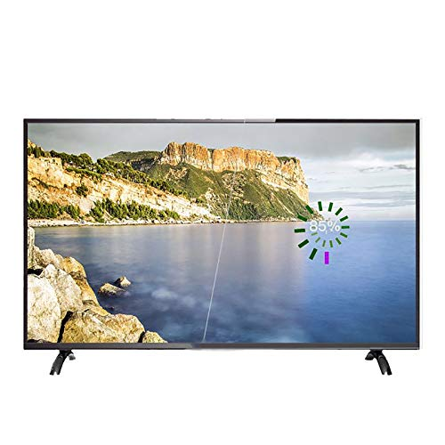 Televisión Inteligente con Wi-Fi de 32/42/50/55/65/70 Pulgadas, TV LCD HD con Internet, diseño Integrado, USB, interacción de múltiples Pantallas, para Cocina, Dormitorio