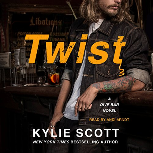Twist audiobook cover art