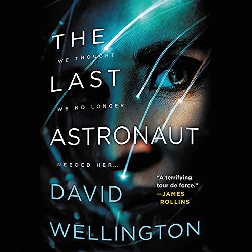 Page de couverture de The Last Astronaut