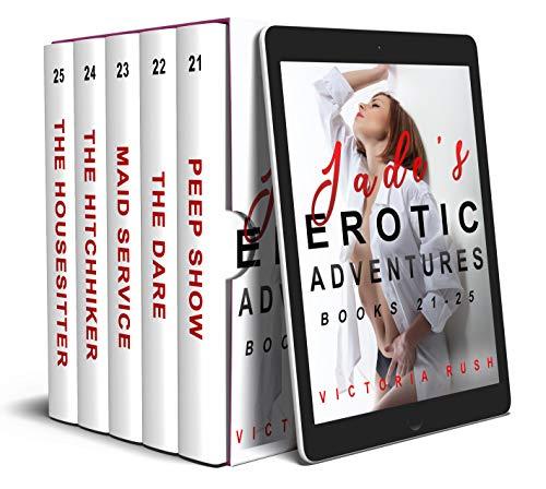 Jade's Erotic Adventures (Lesbian Erotica Collection): Books 21 - 25 (Box Set Book 5)