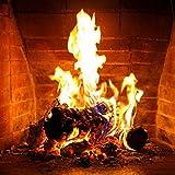 Blaze: chimenea virtual 4K