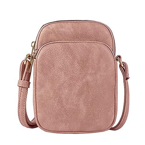 Mali + Lili, Josie Triple Compartments Crossbody Bag for...