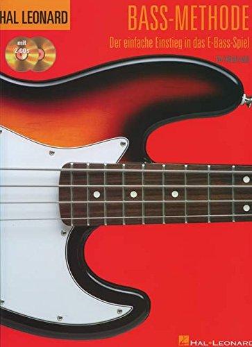 Bass-Methode, m. 2 Audio-CDs
