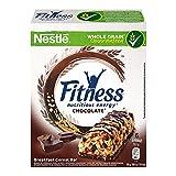 Fitness Cioccolato Barretta di Cereali Integrali con Cioccolato Fondente, 6 x 23.5g
