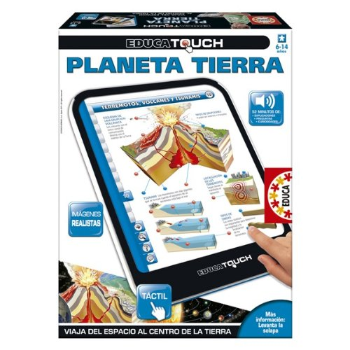 Educa Borrás - Educa Touch Planeta Tierra (14687)