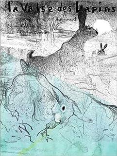 Posterlounge Lienzo 100 x 130 cm: Waltz of The Rabbits de Editors Choice - Cuadro Terminado, Cuadro sobre Bastidor, lámina terminada sobre Lienzo auténtico, impresión en Lienzo