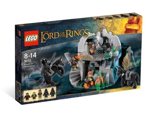 Lego El Señor de los Anillos 9472 - Emboscada en La Colina del Viento