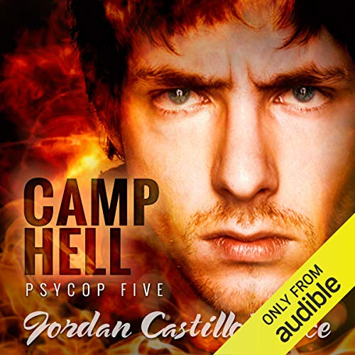 Camp Hell audiobook cover art