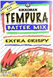 Kikkoman Tempura Batter Mix, 10-Ounce (Pack of 6)
