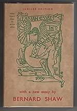 Fabian Essays With a Postscript by the original editor Bernard Shaw entitled Sixty Years of Fabianism Jubilee Edition (Fabian Essays in Socialism)