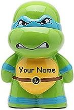 teenage mutant ninja turtles personalised book