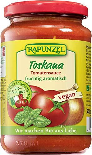 Rapunzel Bio Tomatensauce Toskana (6 x 335 ml)