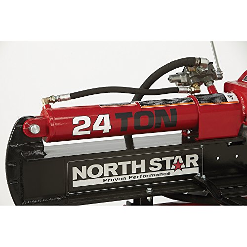 Product Image 8: NorthStar Horizontal/Vertical Log Splitter – 24-Ton, 160cc Honda GX160 Engine