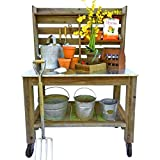EST. LEE DISPLAY LD Potting Bench
