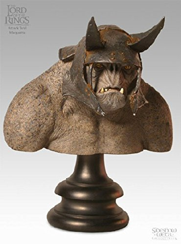 Attack Troll Maquette from the Lord of the Rings