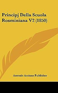 Principj Della Scuola Rosminiana V2 (1850)