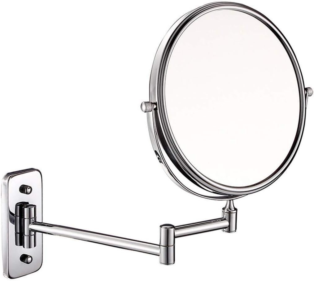 SYDDP Cosmetic Vanity Mirror Folding Wall-Mounted Ranking Ranking TOP9 TOP9 Beauty