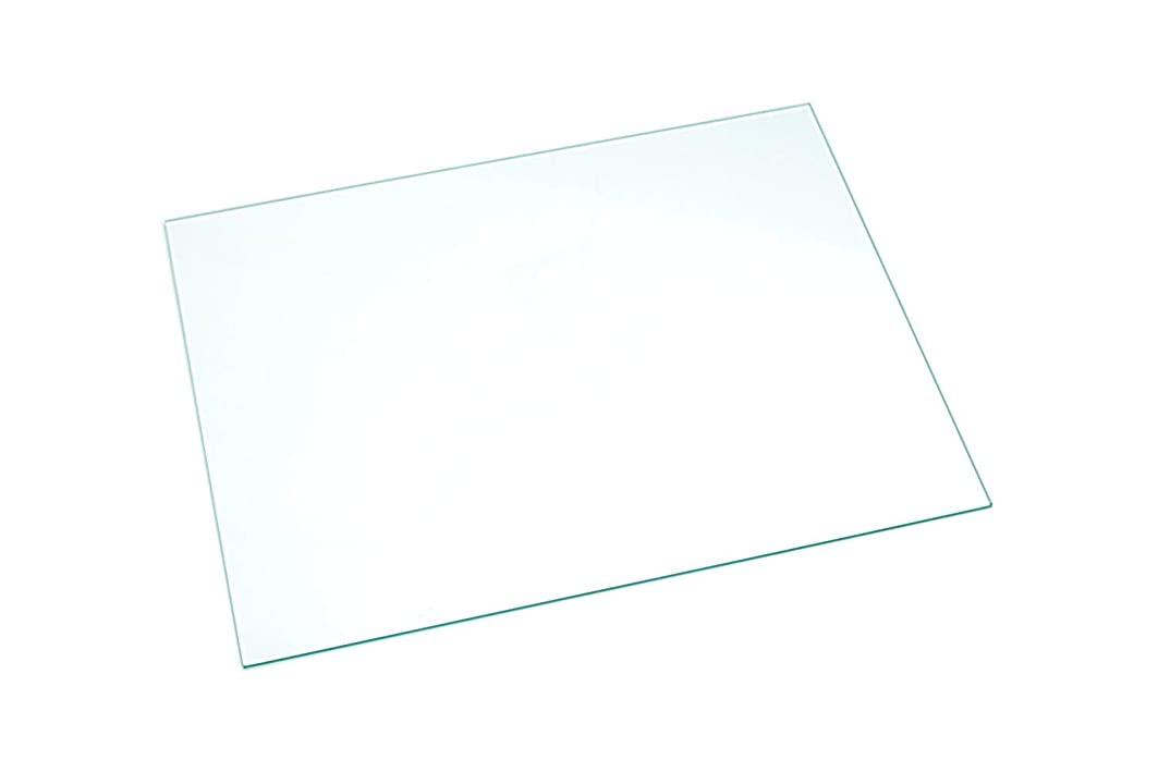 極めて解任複製(イケア)IKEA DETOLF デトルフ 棚板追加 割れ替え用 ガラス 383×294mm 厚み4mm ×5枚