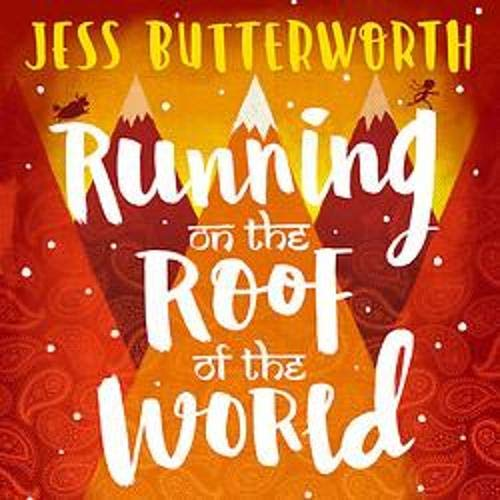Running on the Roof of the World cover art