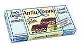 Antiu Xixona Sin - Turrón Chocolate Con Almendras G Sin Azúcares Añadidos, 150 Gramo