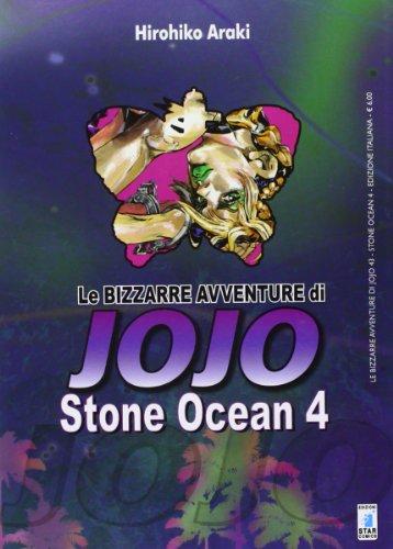 Stone Ocean. Le bizzarre avventure di Jojo (Vol. 4)