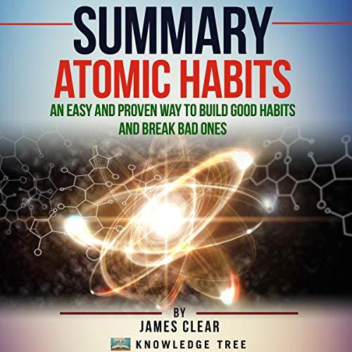 Summary: Atomic Habits cover art