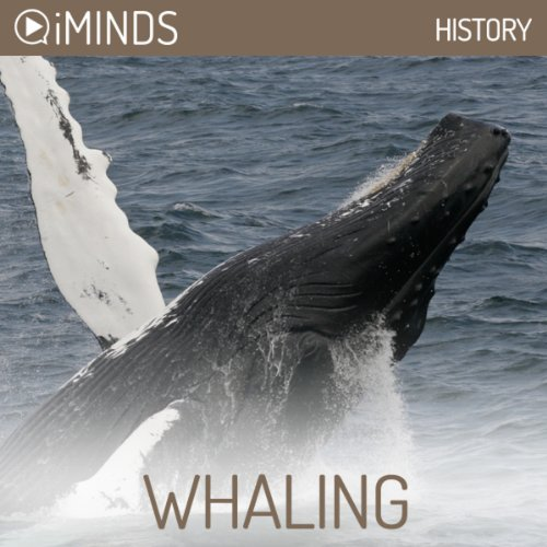 Whaling audiobook cover art