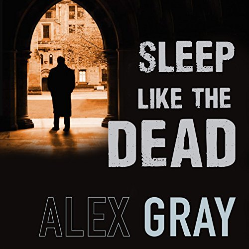 Sleep Like the Dead audiobook cover art
