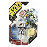 Star Wars Airborne Trooper Gold Coin Galactic Hunt Chase Figure by Star Wars