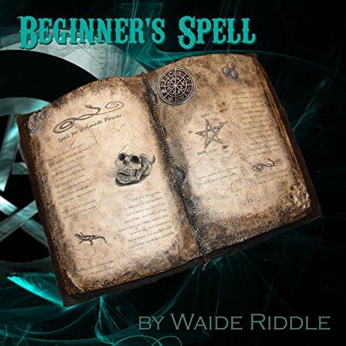"""""""Beginner's Spell"""" audiobook cover art"""