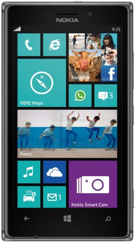 Nokia Lumia 925 16GB NFC LTE - Smartphone compatto 16384 MB [Francia]