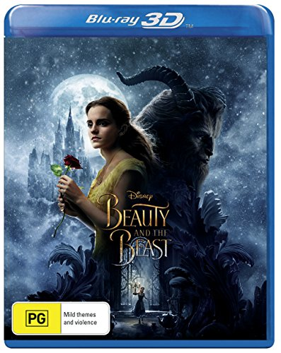 Beauty And The Beast - Die Schöne und das Biest [3D Blu-ray : Live Action]