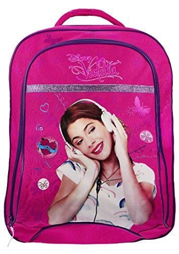 Violetta Disney Zaino Listen to Love Tasca Grande Prodotto Ufficiale