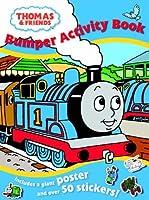 Thomas and Friends: Bumper Activity Book (Bumper Activity Books)