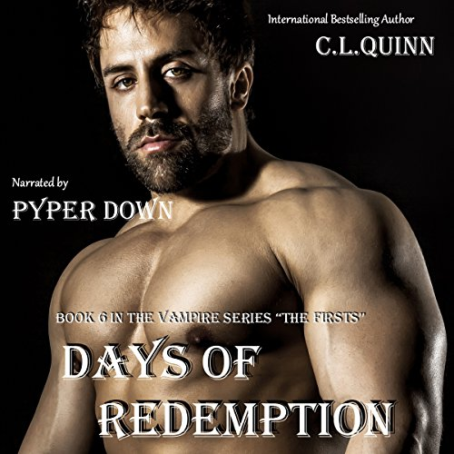 Days of Redemption  audiobook cover art