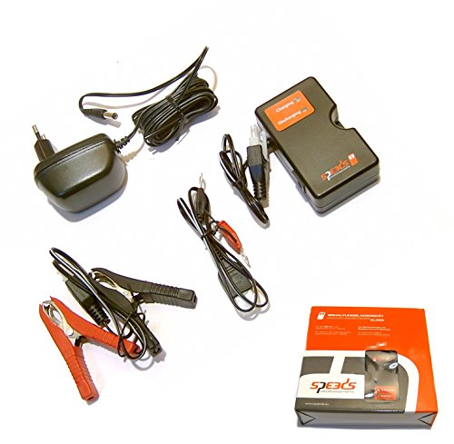 BATTERIE ERHALTUNGS LADEGERÄT * 12 VOLT für Blei- und Gel Batterien 4-100 AH * inkl. Montage Set z.B.für Baumarkt - China Roller 4-Takt Baotian Rock Benzhou City Star Formular 2000 One Retro YY50QT Buffalo Silver Speedy TVZ Warrior Wind ZX, Dotero Epella GMX Ering Smart Rider Flex Huatian HAT Italjet Mini Jack Fox Eco GT Speed JMSTAR FLEX TECH Sunny Z-Bike Zeus Jonway Kymco Agility...GY6 China Roller Boote Auto Quads ATVs etc.
