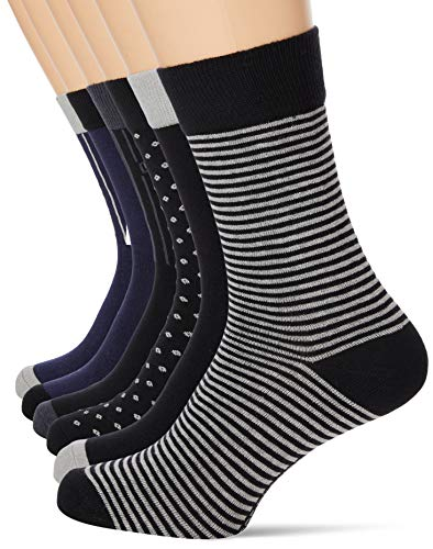 Serge Blanco Chaussettes SER/CHVX6/1, AS2/BC, 39/42 Homme