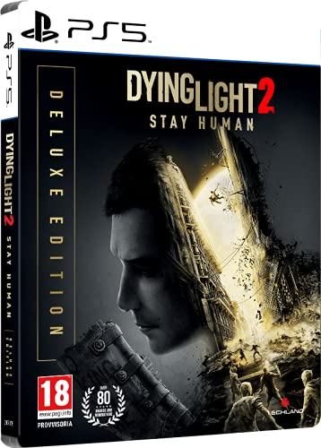 Dying Light 2 Stay Human - Deluxe Edition - Playstation 5